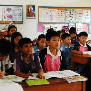 Umweltbildung in Sulawesi- Tangkoko Conservation Project