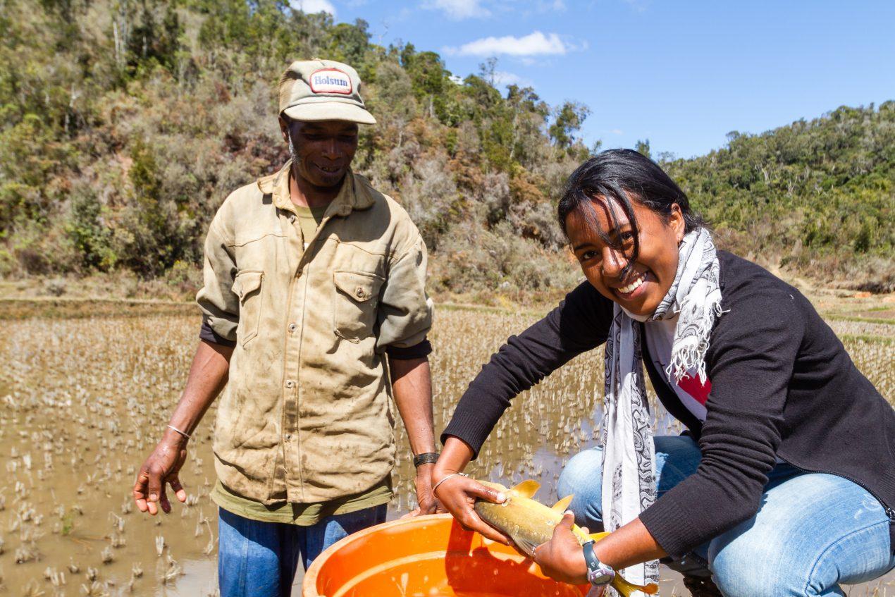 Auszeichnung für Umweltbildung in Madagaskar
