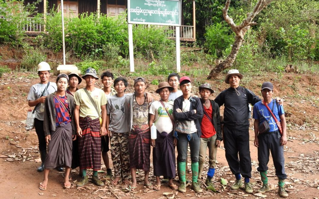 Gibbon Forest Coffee: Projekt-Fortschritte trotz schwieriger Situation in Myanmar