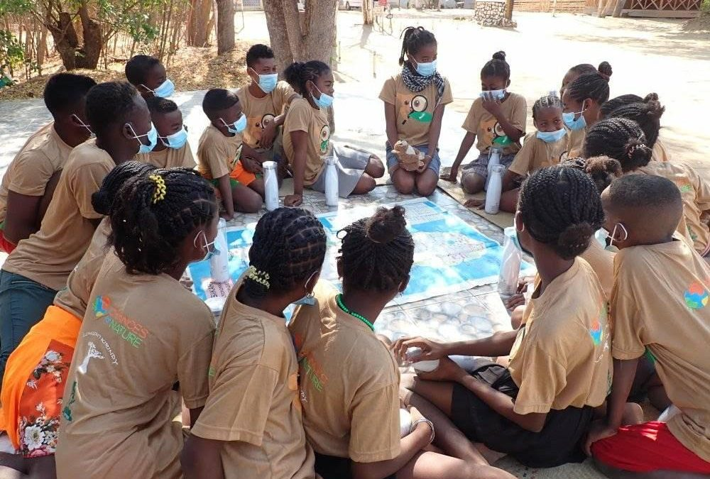 Little Rangers 4.0: Fun activities at the environmental education camp in Kirindy Forest