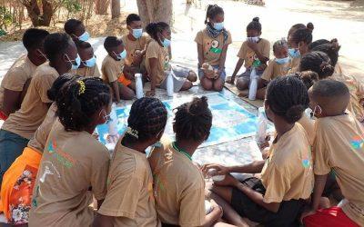 Little Rangers 4.0: Lernspaß beim Umweltbildungscamp im Kirindy-Wald