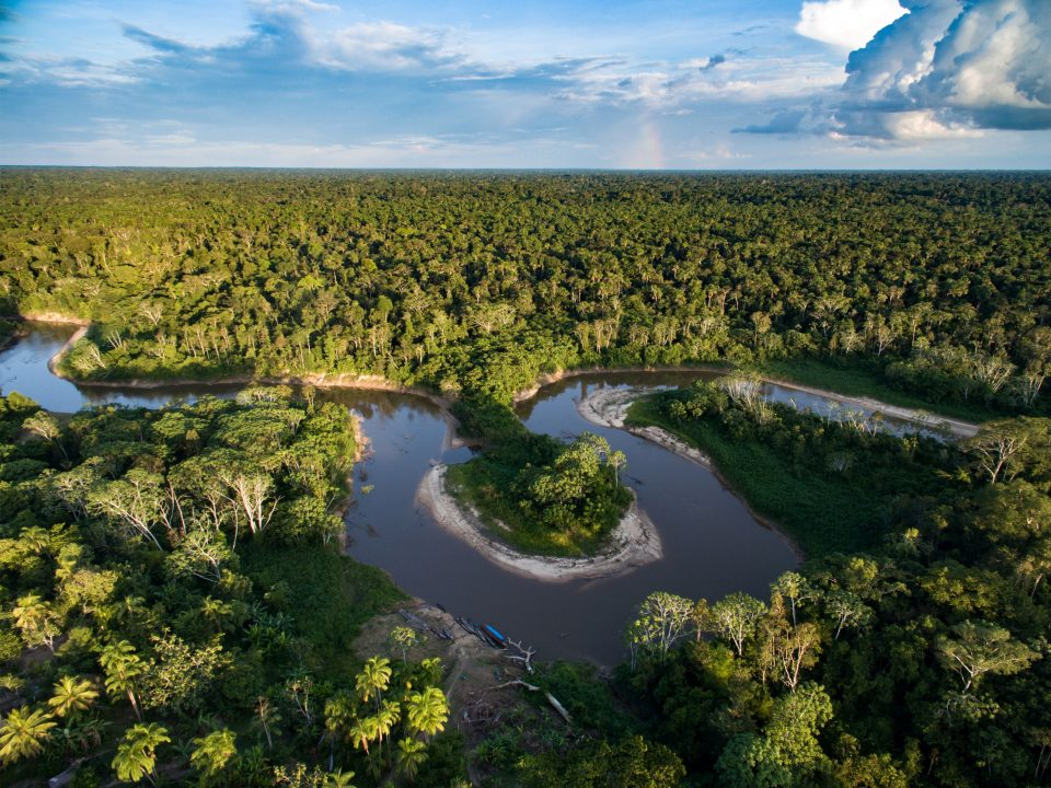 Chances for Nature | Kamerafallen in Peru